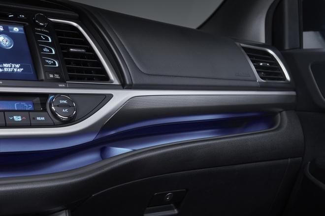 Toyota Highlander 2017 ra mat hinh anh 7