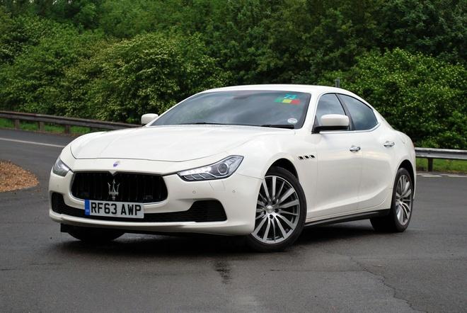 Hang chuc nghin xe Maserati dinh loi tang toc dot ngot hinh anh 1