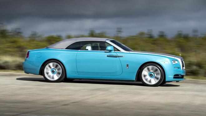 6 su that thu vi ve Rolls-Royce Dawn hinh anh 1