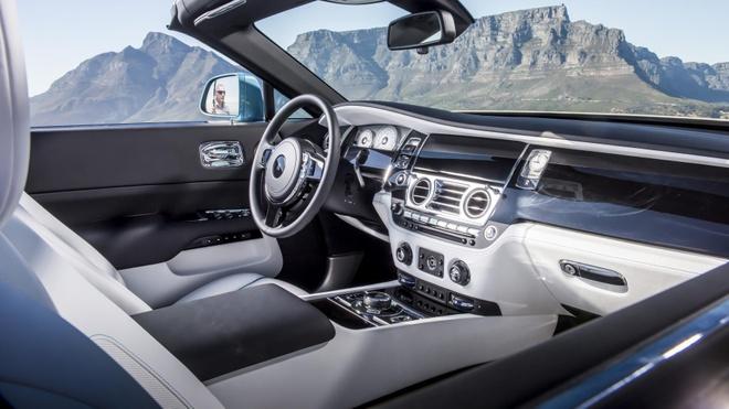 6 su that thu vi ve Rolls-Royce Dawn hinh anh 4