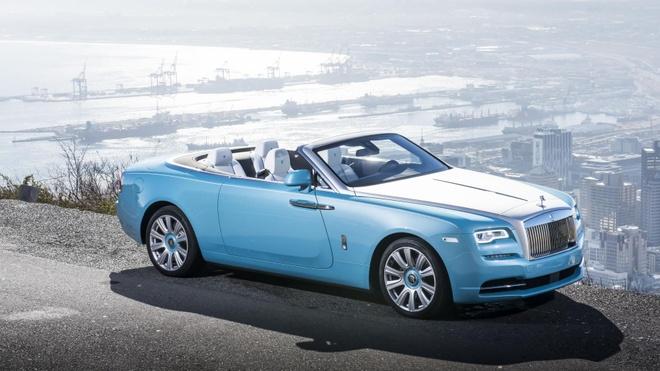 6 su that thu vi ve Rolls-Royce Dawn hinh anh 5