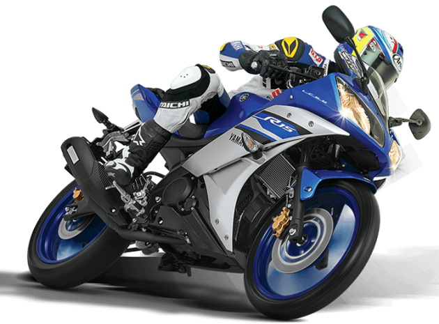 Yamaha R15 2016 ra mat hinh anh
