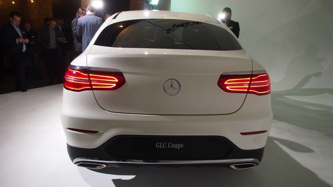 Mercedes Benz GLC Coupe ra mat anh 4