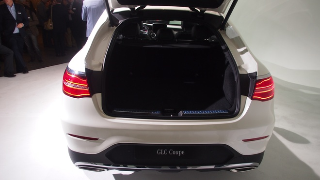 Mercedes Benz GLC Coupe ra mat anh 5