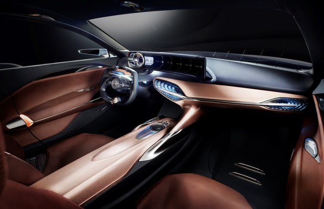Xe sang Hyundai muon danh bai BMW 3-Series hinh anh 3