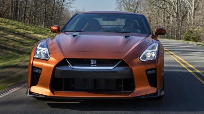 10 dieu can biet ve sieu xe Nissan GT-R moi hinh anh 6