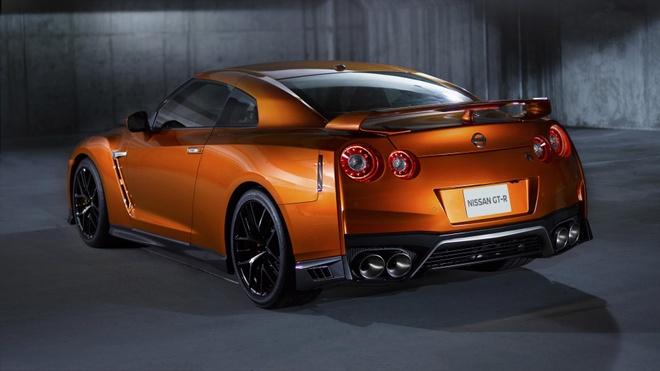 10 dieu can biet ve sieu xe Nissan GT-R moi hinh anh 8