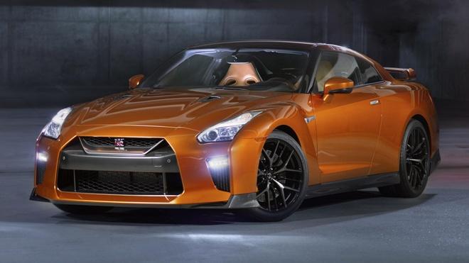 10 dieu can biet ve sieu xe Nissan GT-R moi hinh anh 9