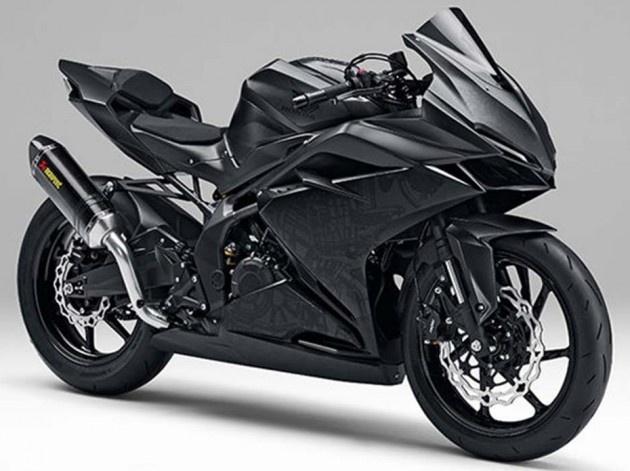 Honda CBR250RR 2016 sap trinh lang o Dong Nam A hinh anh