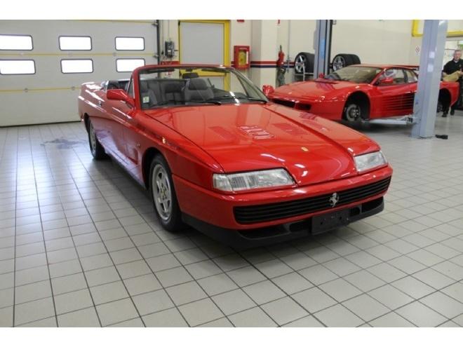 Sieu xe Ferrari xau nhat moi thoi dai co gia 120.000 euro hinh anh 1