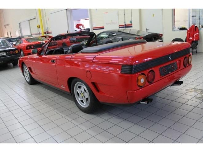 Sieu xe Ferrari xau nhat moi thoi dai co gia 120.000 euro hinh anh 4
