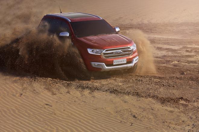 Ford tang cuong san xuat Everest hinh anh 1