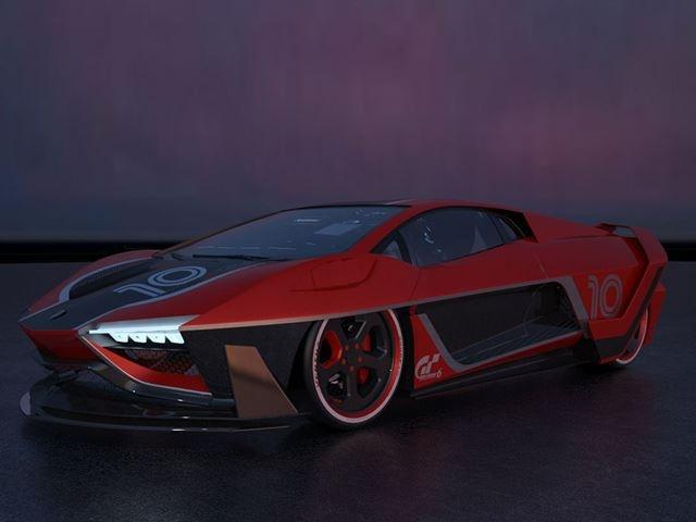 Raton - sieu xe phai sinh tu Lamborghini Aventador hinh anh