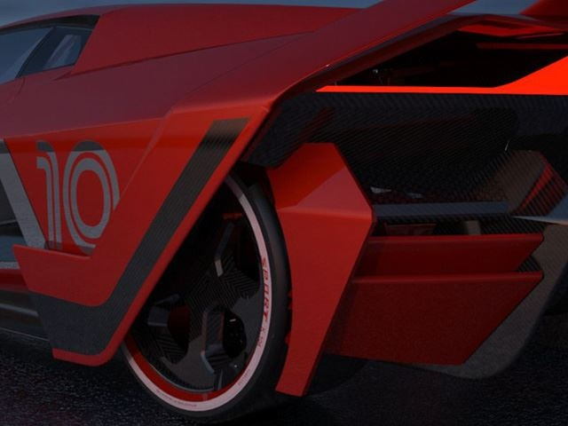 Raton - sieu xe phai sinh tu Lamborghini Aventador hinh anh 5