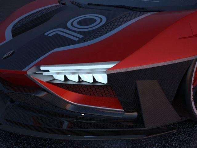 Raton - sieu xe phai sinh tu Lamborghini Aventador hinh anh 6