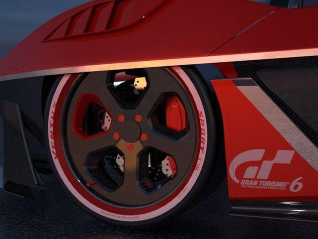 Raton - sieu xe phai sinh tu Lamborghini Aventador hinh anh 7