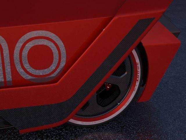Raton - sieu xe phai sinh tu Lamborghini Aventador hinh anh 9