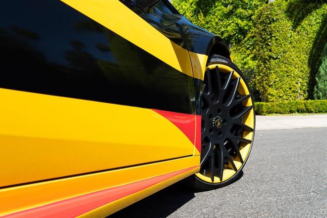 Lamborghini Huracan do dan ao 3 mau hinh anh 4