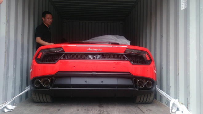 Chi tiet Lamborghini Huracan chinh hang thu 3 tai VN hinh anh 11