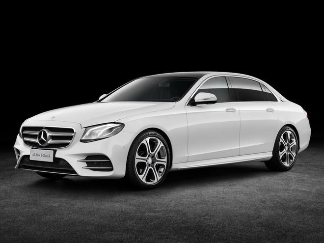 Mercedes ra mat E-Class LWB nhu Maybach mini hinh anh