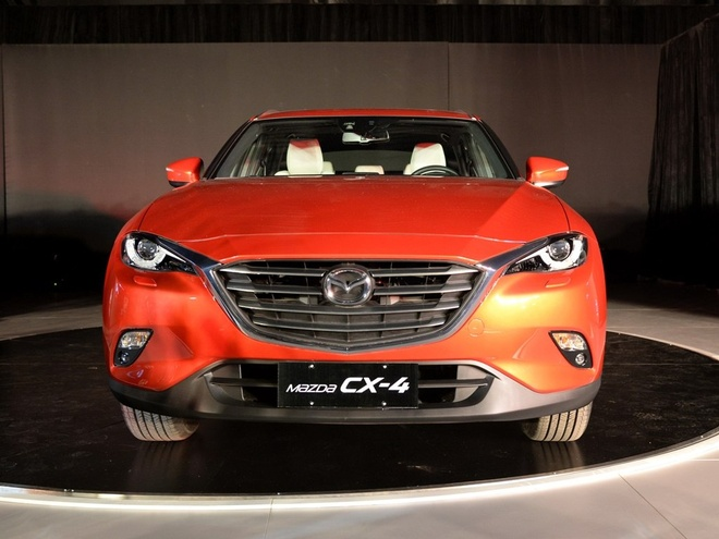 Mazda CX-4 chinh thuc ra mat hinh anh 6