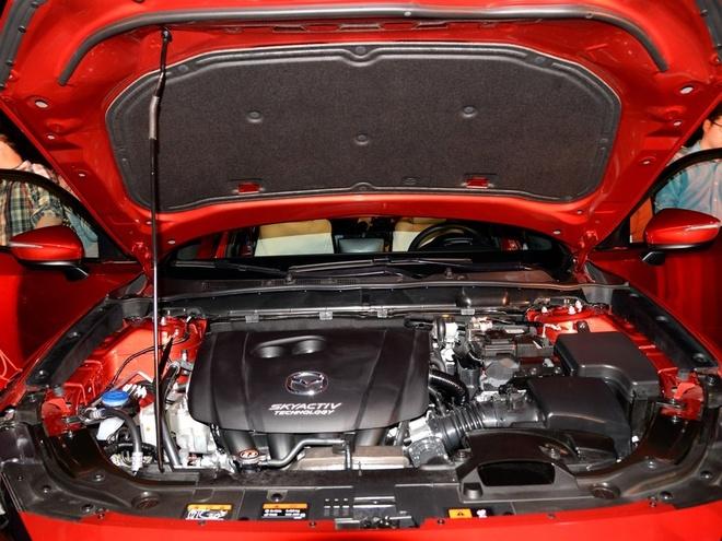 Mazda CX-4 chinh thuc ra mat hinh anh 15