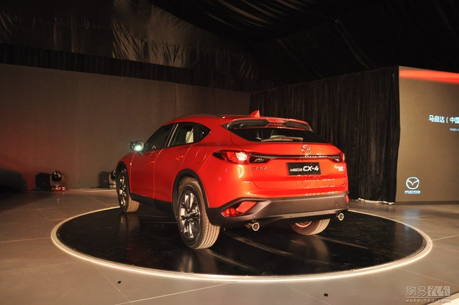 Mazda CX-4 chinh thuc ra mat hinh anh 7