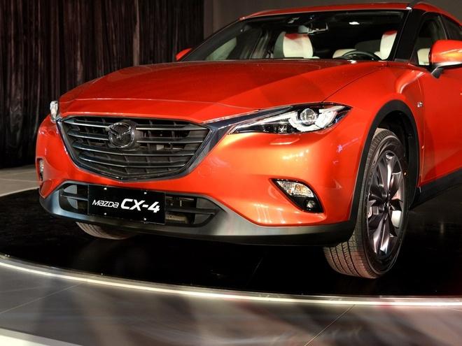 Mazda CX-4 chinh thuc ra mat hinh anh 8