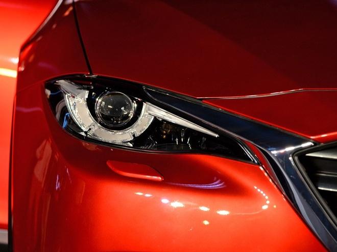 Mazda CX-4 chinh thuc ra mat hinh anh 9