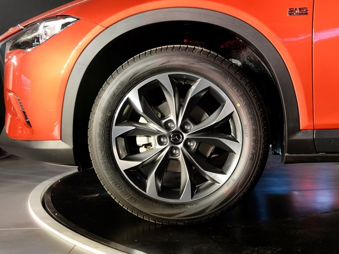Mazda CX-4 chinh thuc ra mat hinh anh 10