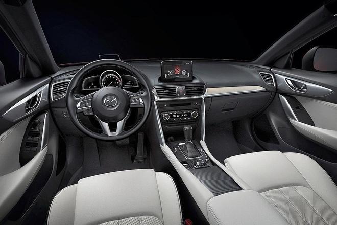Mazda CX-4 chinh thuc ra mat hinh anh 3