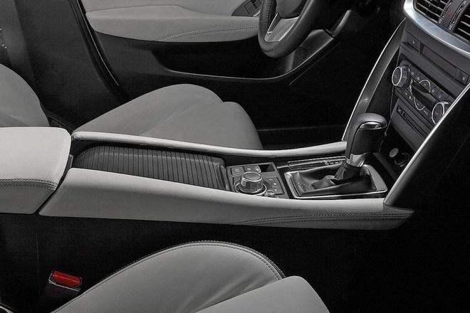 Mazda CX-4 chinh thuc ra mat hinh anh 4