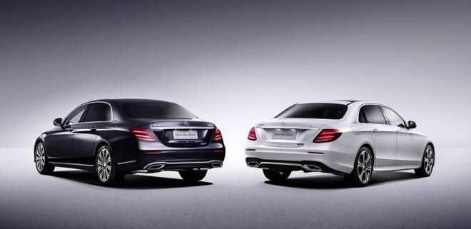 Mercedes ra mat E-Class LWB nhu Maybach mini hinh anh 7