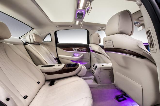 Mercedees Benz E Class truc co so dai anh 9