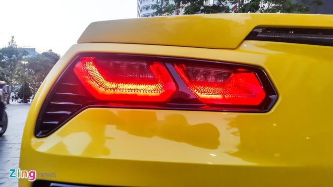 Hang hiem Corvette C7 Stingray dau tien ra bien trang hinh anh 4