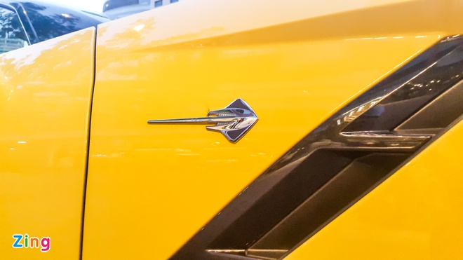 Hang hiem Corvette C7 Stingray dau tien ra bien trang hinh anh 7