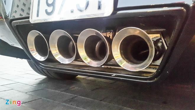 Hang hiem Corvette C7 Stingray dau tien ra bien trang hinh anh 8
