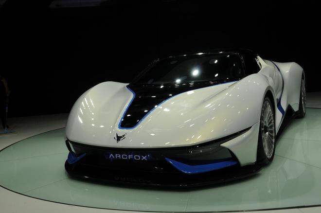 10 xe concept noi bat tai trien lam oto Bac Kinh hinh anh 10