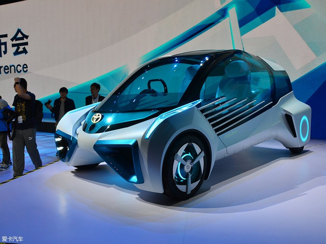 10 xe concept noi bat tai trien lam oto Bac Kinh hinh anh 2