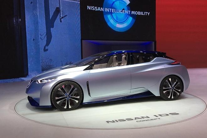 10 xe concept noi bat tai trien lam oto Bac Kinh hinh anh 3