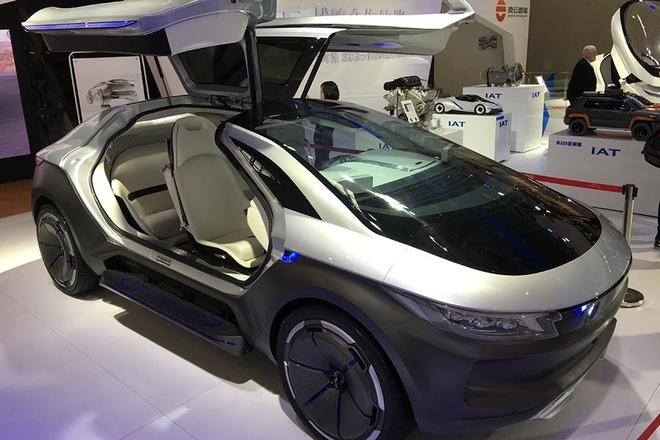 10 xe concept noi bat tai trien lam oto Bac Kinh hinh anh 4