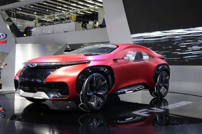 10 xe concept noi bat tai trien lam oto Bac Kinh hinh anh 6