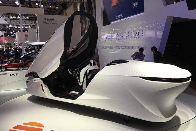 10 xe concept noi bat tai trien lam oto Bac Kinh hinh anh 7
