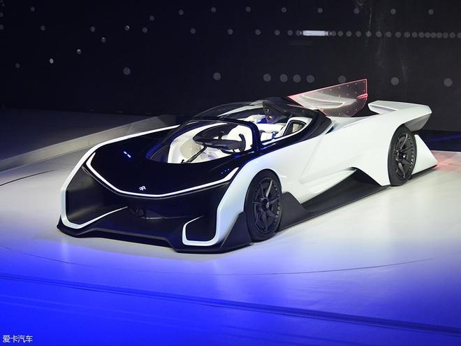 10 xe concept noi bat tai trien lam oto Bac Kinh hinh anh 8