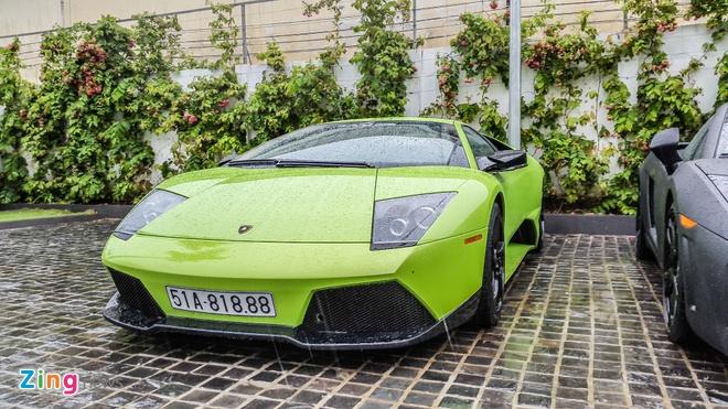 Bo suu tap Lamborghini cua cac dai gia Viet hinh anh 14