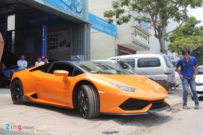 Loat sieu xe Lamborghini do dinh dam tai Viet Nam hinh anh 16