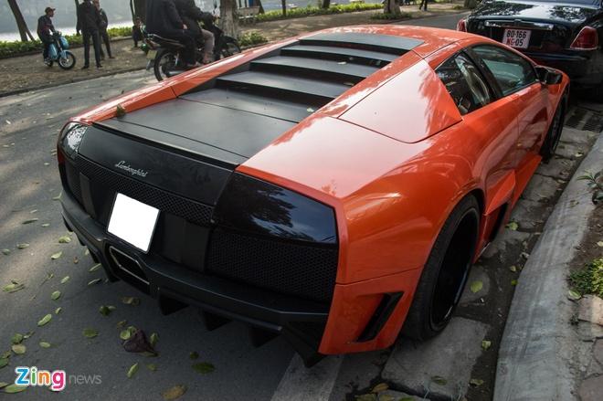 Loat sieu xe Lamborghini do dinh dam tai Viet Nam hinh anh 2