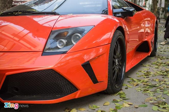 Loat sieu xe Lamborghini do dinh dam tai Viet Nam hinh anh 5