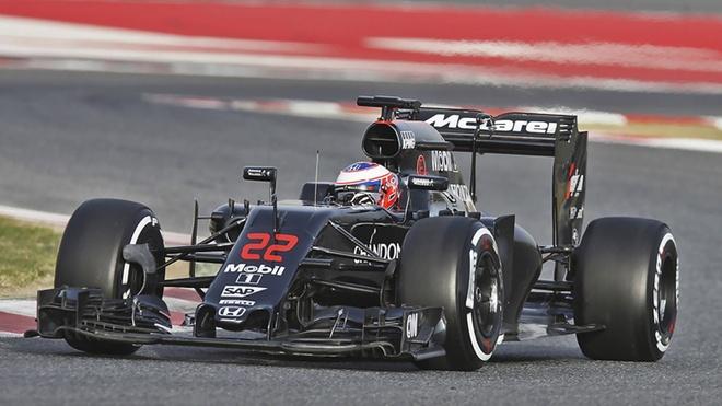 Cong nghe lam nen sieu xe dua McLaren F1 hinh anh 1