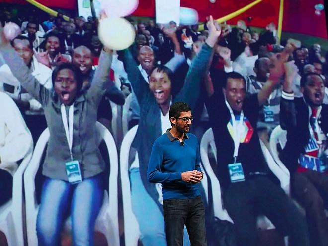 Tai sao linh Google khoai lam viec cho Sundar Pichai? hinh anh 8